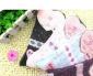 A 女生素雅甜美日系 兔羊毛袜 高帮短袜子|女袜 秋冬季款