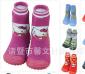 11年秋冬款 加厚防滑地板袜 宝宝袜 防滑袜 婴儿童袜子中筒袜棉袜