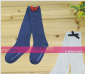 最新款/中高筒儿童袜子/蝴蝶结公主袜/2色可选/儿童袜子/厂家批发