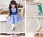 3-8岁(W108)中高筒儿童袜子/纯棉花边公主袜/女童袜0.05kg