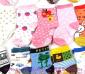 1-3岁(W088)出日日本纯棉儿童袜子 点胶防滑0.02kg